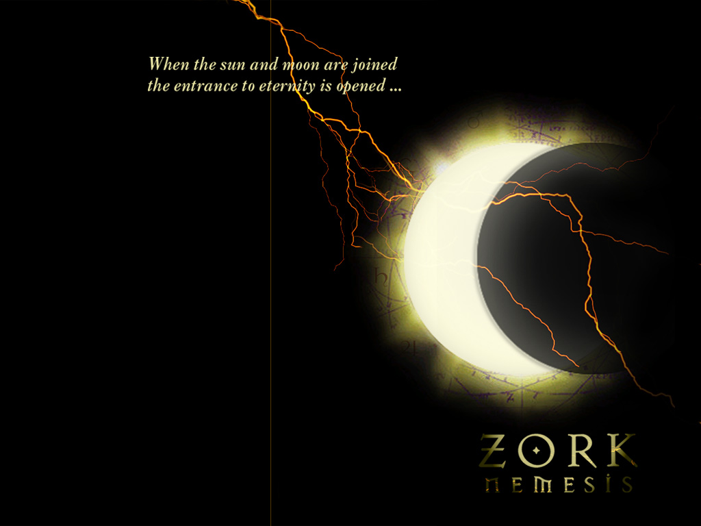 The zork library for Zork nemesis