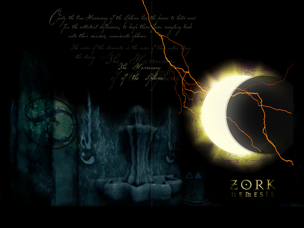 The Zork Library