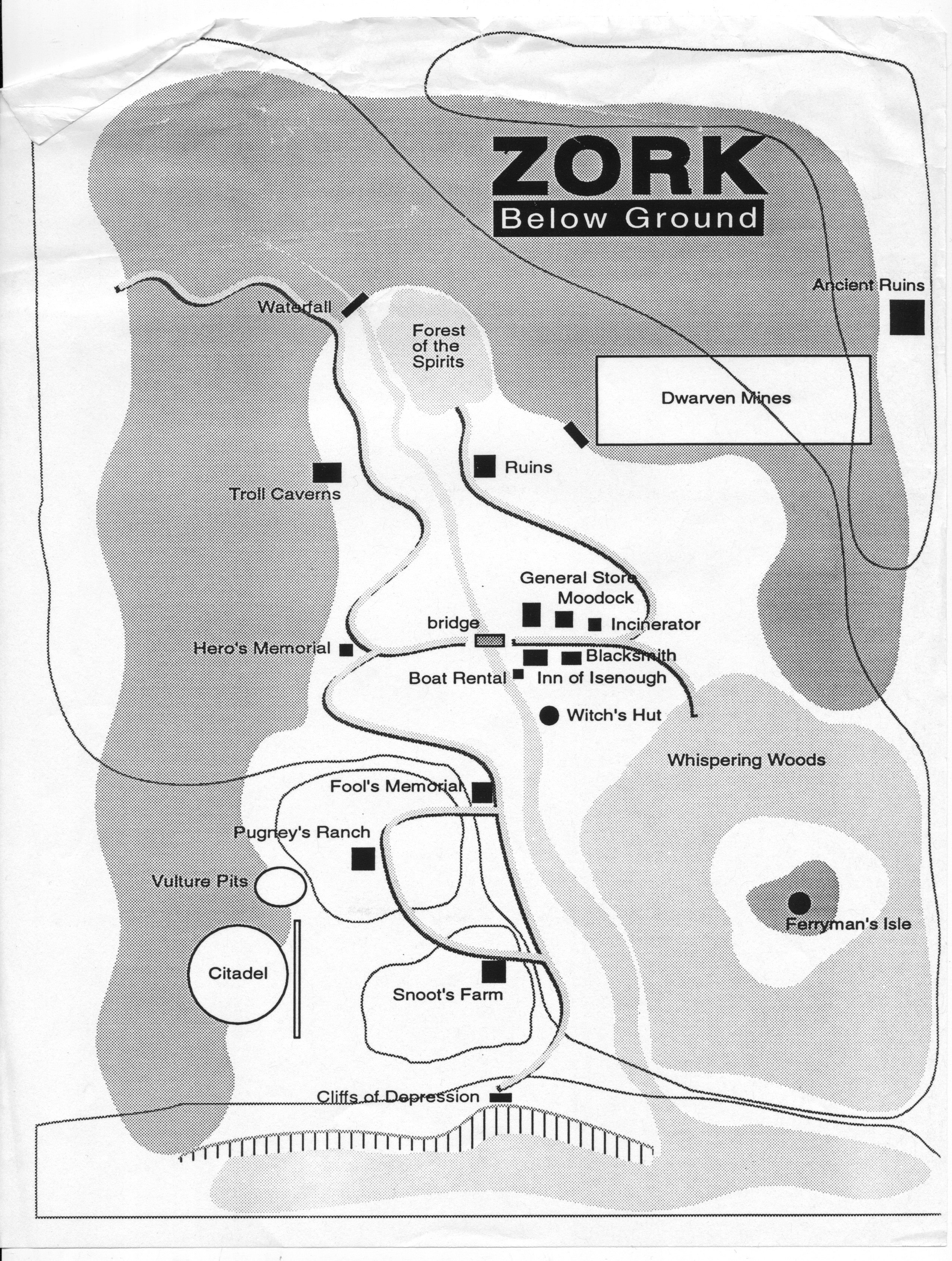 Return to Zork Design Maps on gears of war map, far cry 2 map, pac-man map, sid meier's alpha centauri map, the great maze map, return to zork, civilization map, portal map, zork zero, ace combat map, beyond zork, interactive fiction, zork ii, etrian odyssey map, starcraft map, a mind forever voyaging, proving grounds of the mad overlord, colossal cave adventure, dead ops arcade map, zork: the undiscovered underground, galactic empire map, the lost treasures of infocom, zork: nemesis, small amusement park map, pool of radiance map, myst map, world of warcraft map, metal gear solid map, super mario bros. map, the witcher map,
