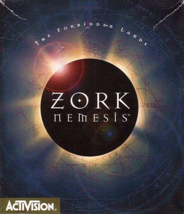 Zork nemesis windows linux mac os x android scummvm for Zork nemesis